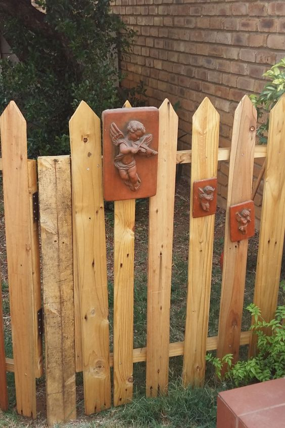 Picked Fence